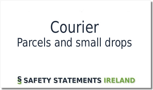 Courier Safety Statement Template Download Now