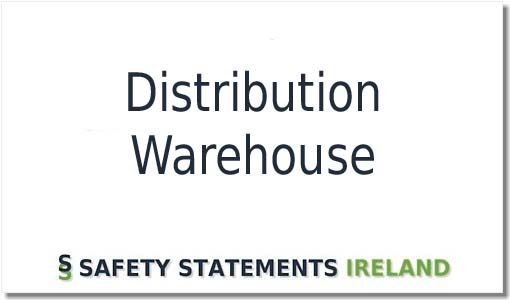 Distribution Warehouse Safety Statement Download Now
