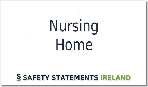 Nursing Home Safety Statement – Safety Statement Template