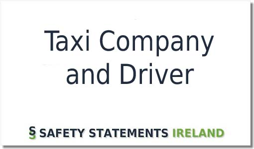 Taxi Company or Driver Safety Statement Template Download NOW – Safety Statement Template