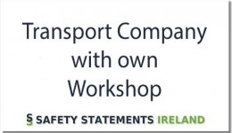 Courier Safety Statement Template U2013 Parcels And Small Drops. U20ac113.59 ...