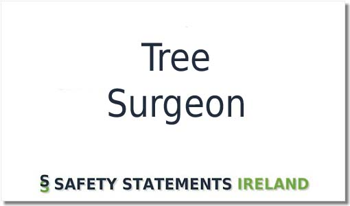 Perfect Tree Surgeon Safety Statement Template Download Now