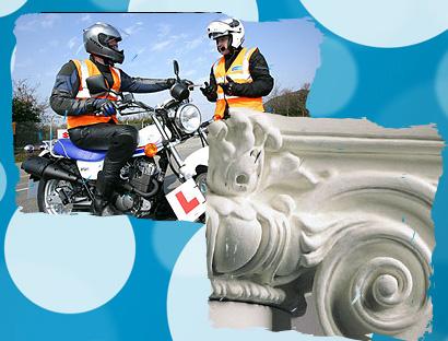 Plasterwork and Motorbikes! - Safety Statement : Immediate